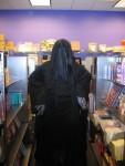 A Dementor stalks the scrapbook supplies...