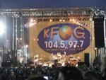 Kenny Wayne Shepherd on stage