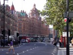 Harrods - one of the most famous department stores in the world!