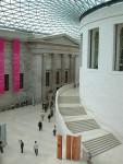 Courtyard of the British Museum