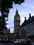 Big Ben from the Victoria Embankment