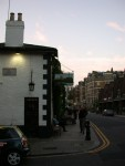 The Windsor Castle Pub in Notting Hill