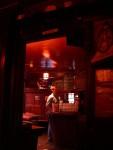 Inside the Windsor Castle pub