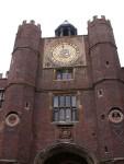 The Clock Tower at Hampton Court Palace