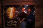 Ben & Britta after the Woman in White
