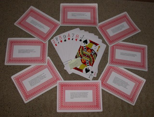 cluecards