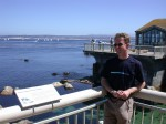 Andy with Monterey Bay