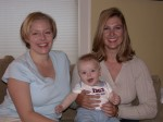 Cousin Kristina, Anders & Britta