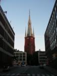 Klara Kyrka church in Stockholm