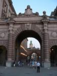 Riksdagshuset in Stockholm
