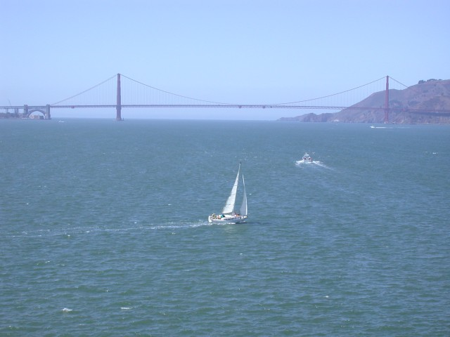 Beautiful San Francisco Bay