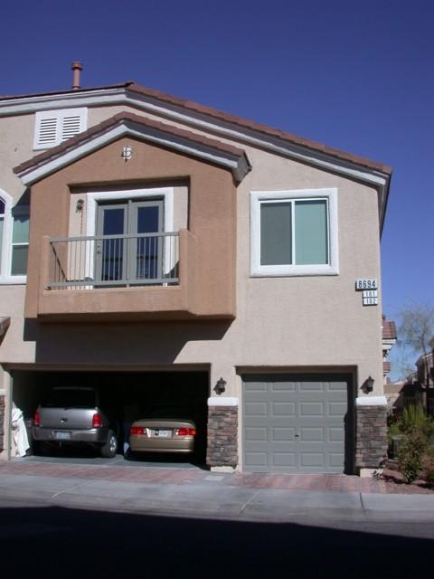 Amanda's house in Las Vegas