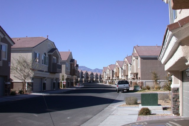 Las Vegas's version of Privet Drive ;)
