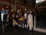 Venentians at the Venetian