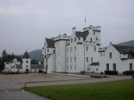 We left Edinburgh in the morning to drive across all of Scotland to get to Torridon by the evening.  Blair Castle was a nice stop along our way.