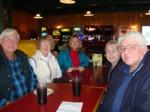 Lunch with Alan & Karen in Newport, OR