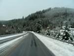 Somewhere between Corvallis & Newport - very Christmasy!