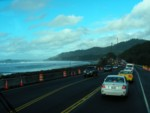 Along the Northern Oregon coast